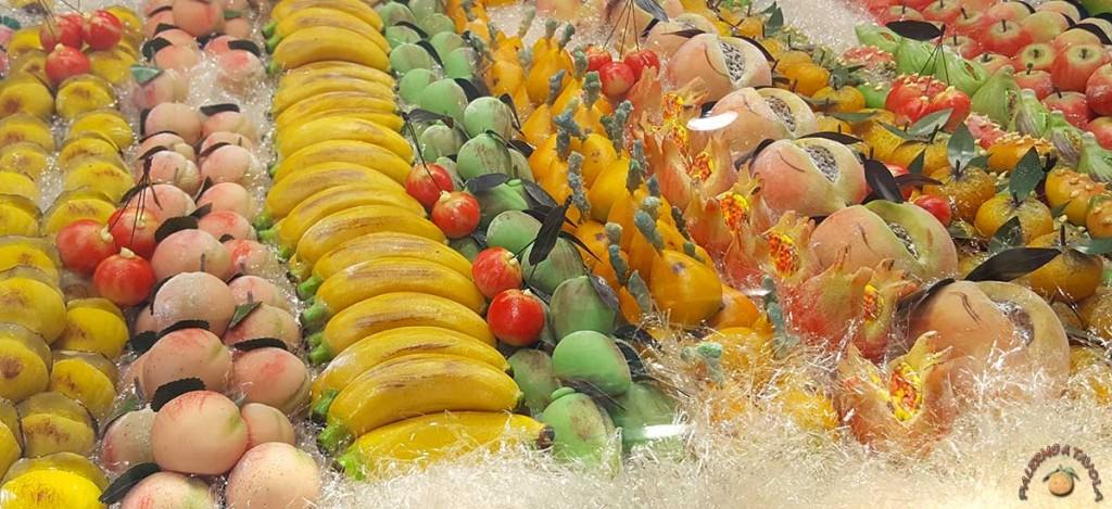 Dolcissimi frutti di martorana