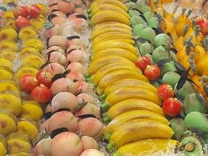Frutta martorana. Un tripudio di colori nei piu' svariati frutti